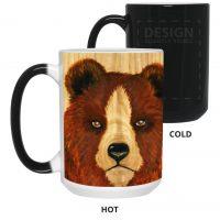 Bear Mug Color Changing